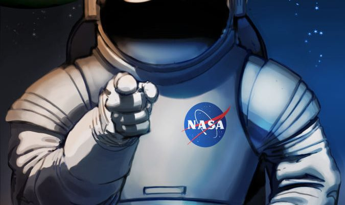 Kiek uždirba NASA mokslinkai?